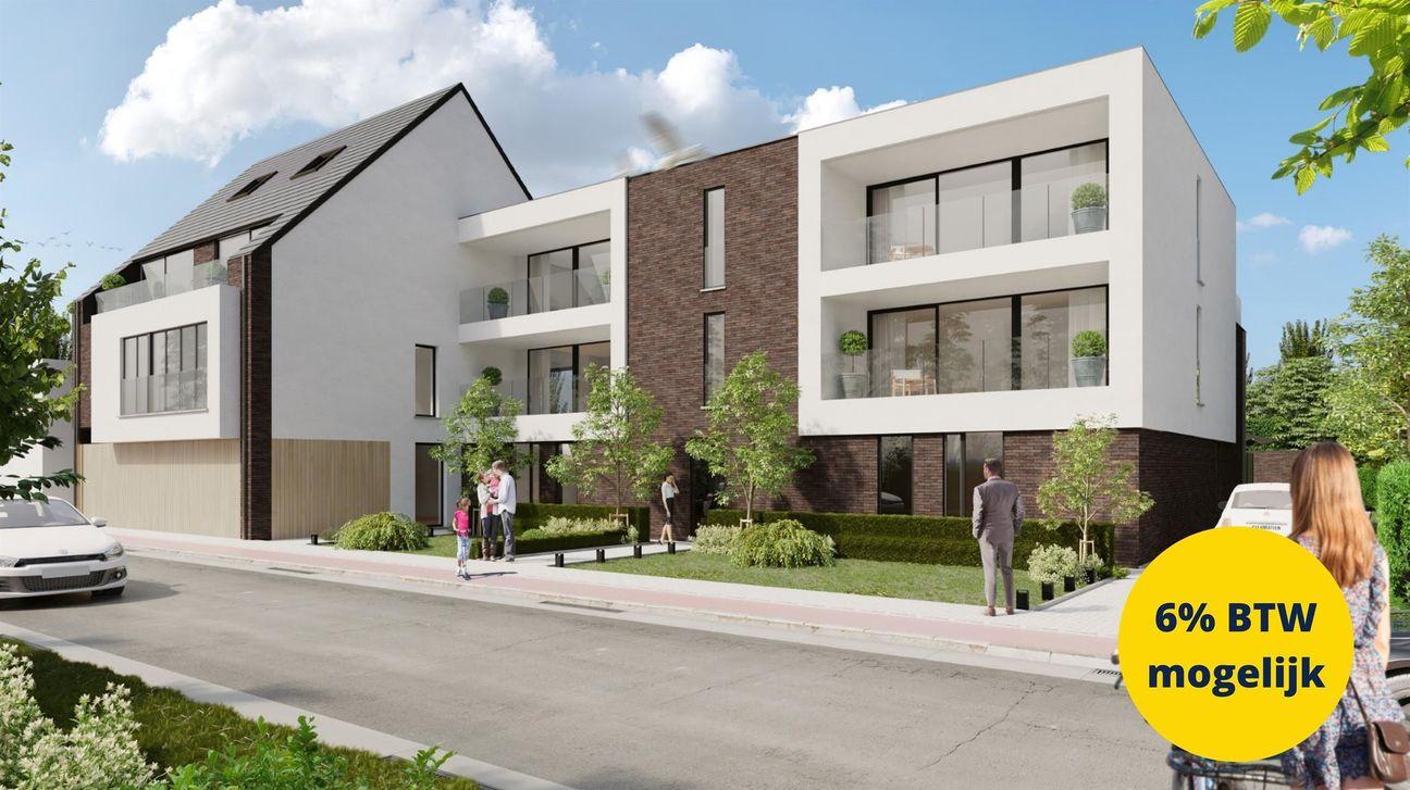 Baasrode, Mandekenstraat PROJECT in Dendermonde Baasrode